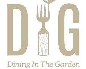 Dining in the Garden logo