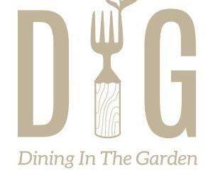 Dining in the Garden logo