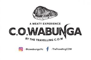 C.O.WABUNGA by The Travelling Cow